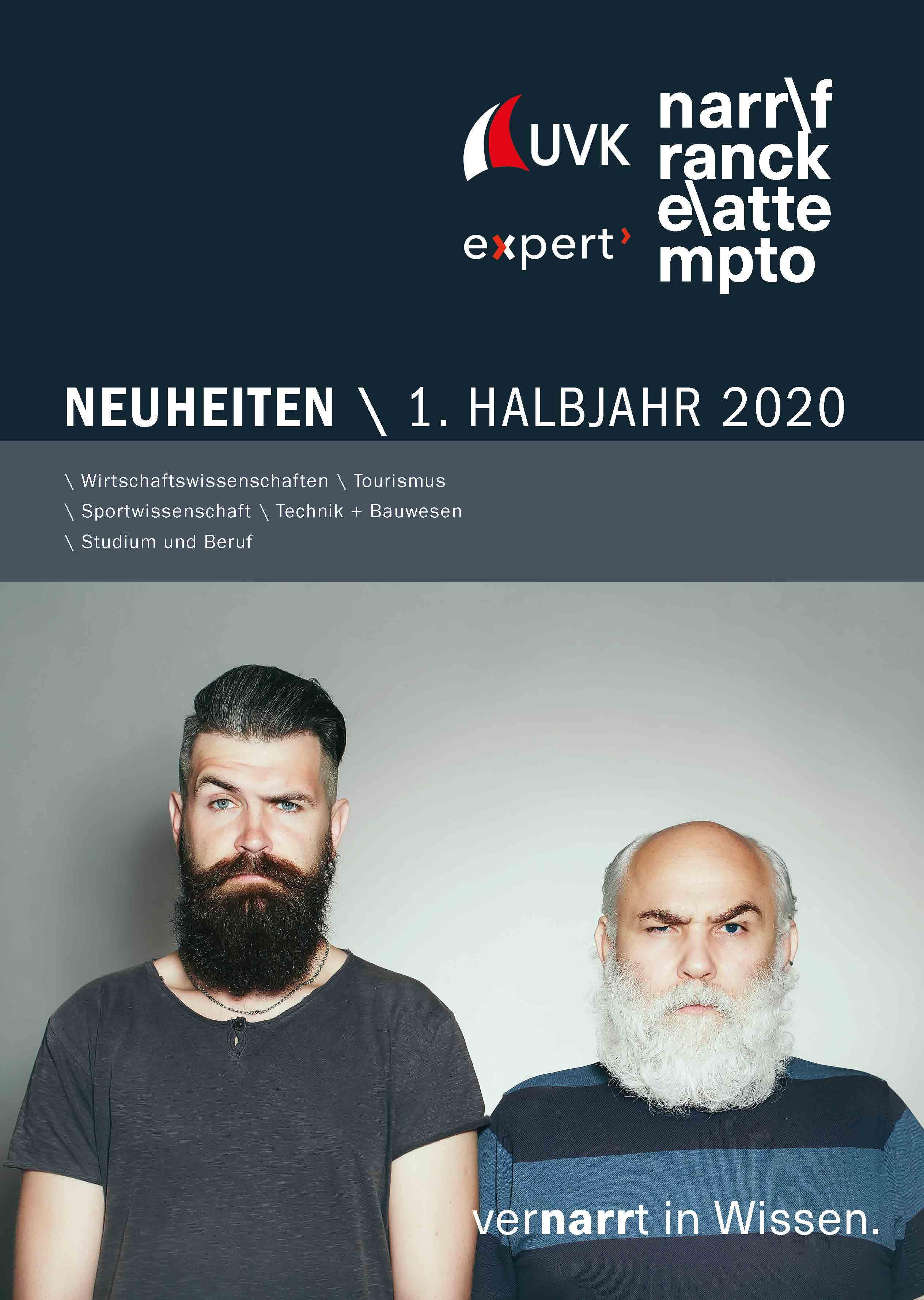 Vorschau 1. Halbjahr 2020